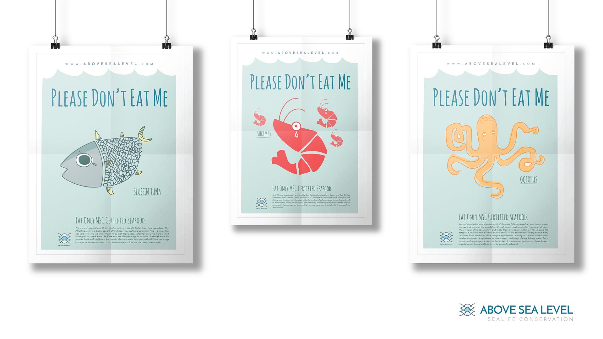 Awareness Campaign | Don't Eat Me Sealife Wins Vega Digital Awards