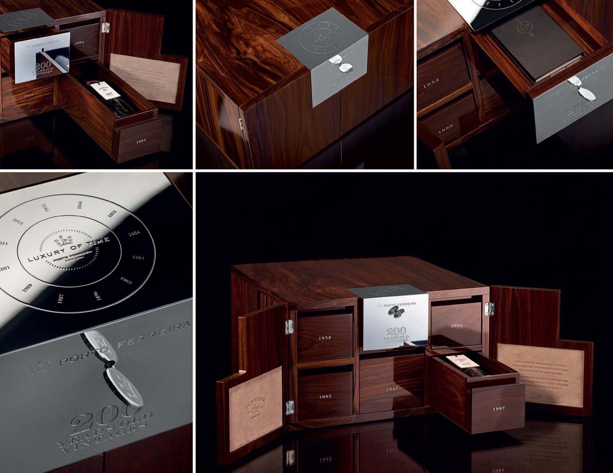 Waterloo Vintage 1815 - Packaging Design | Muse Creative Awards