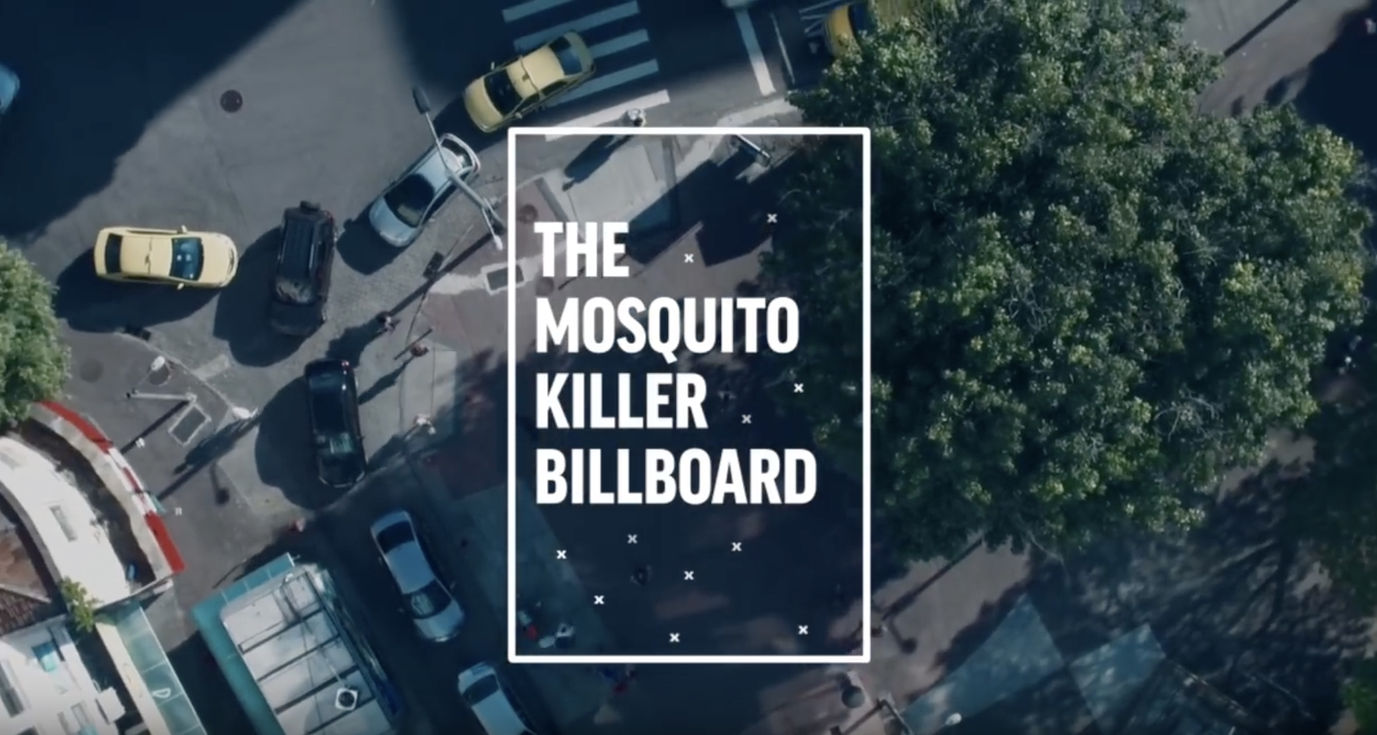 The Mosquito Killer Creative Billboard Wins 2017 Muse Creative Awards