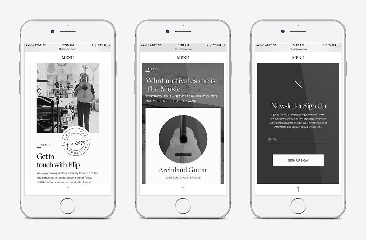 Web Home Page Design by Taktic Studio Wins 2016 Vega Digital Awards