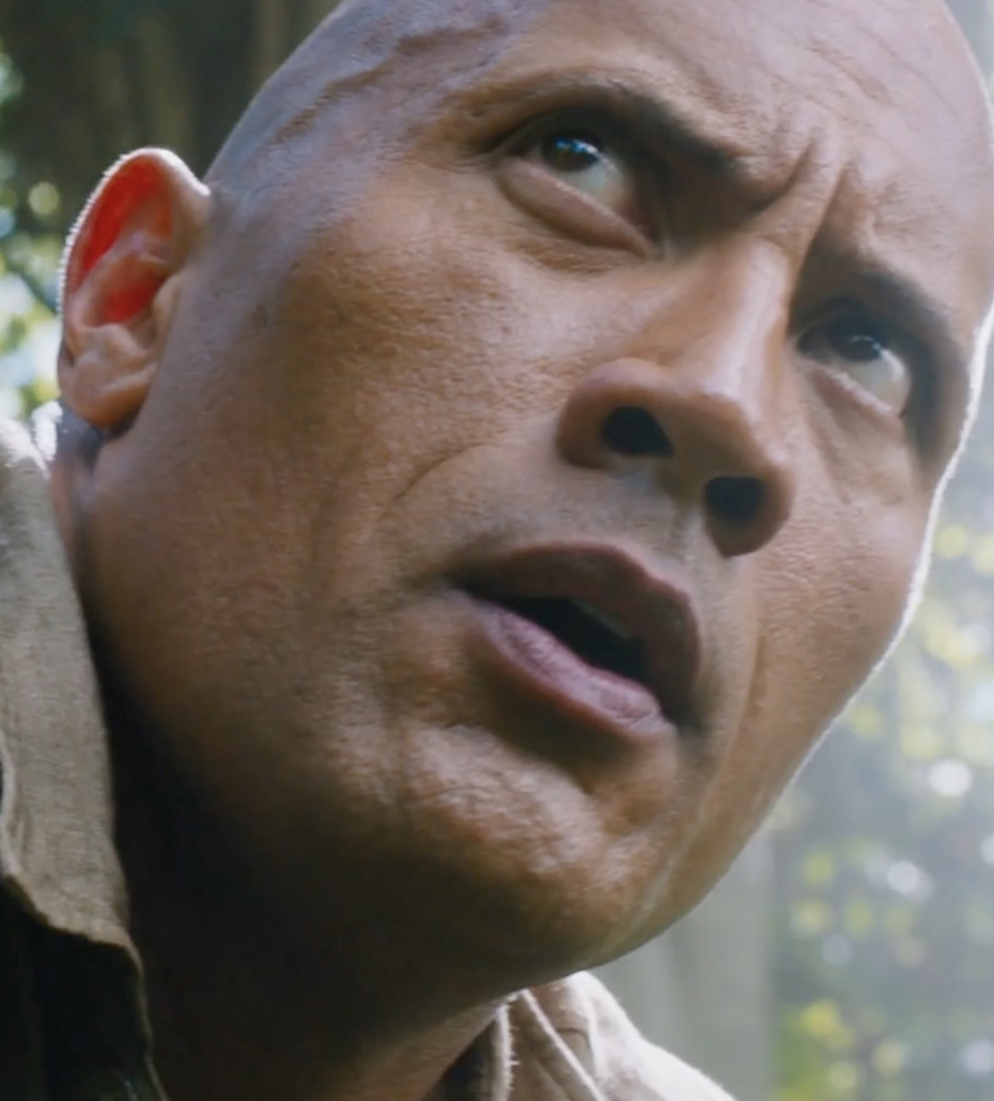 Jumanji: Welcome to the Jungle Facebook AR Effect by Part IV