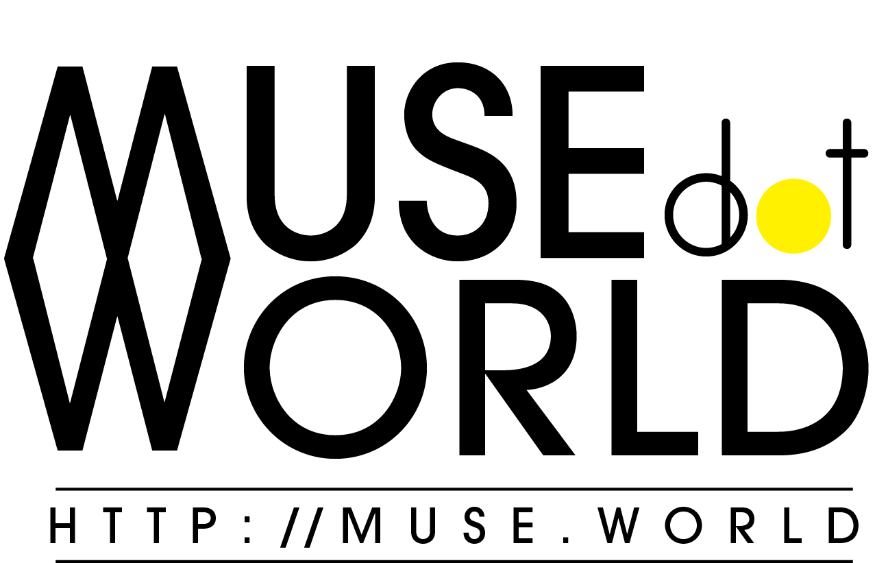 Muse.World Logo Design
