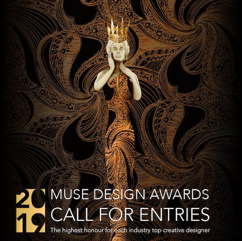 Muse Design Awards | Open for Entries