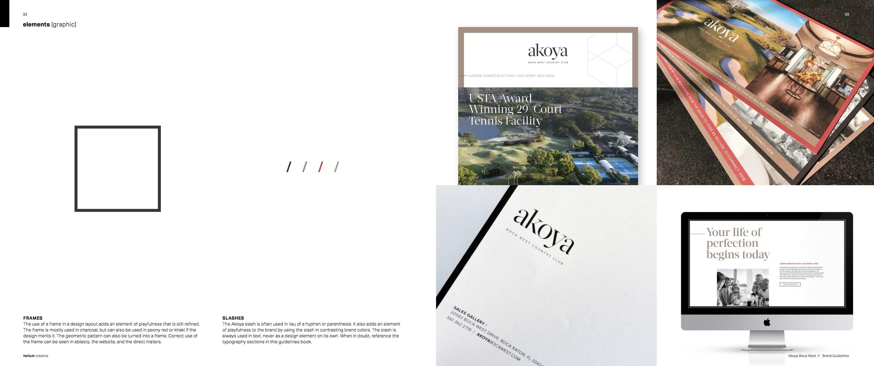 Akoya Brand Launch Campaign | helium creative