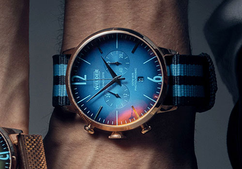 Welder Watch Web Site | Muse Awards