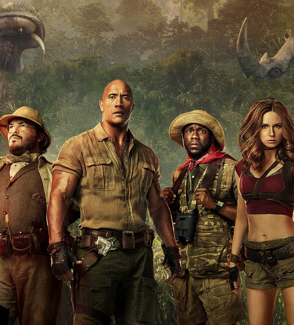 Jumanji: Welcome to the Jungle Facebook AR Effect   Part IV