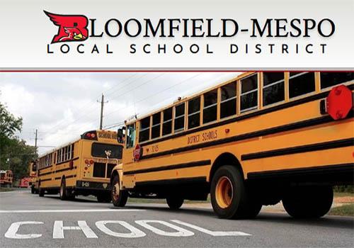 Bloomfield-Mespo Local School District | Vega Digital Awards