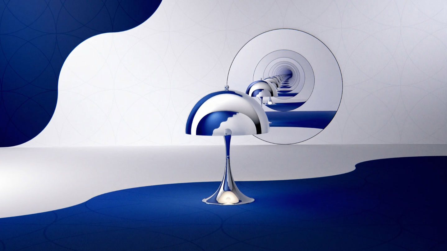 Panthella Mini Chrome | Muse Awards