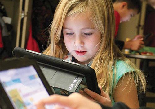 Upper Arlington Schools | Vega Digital Awards