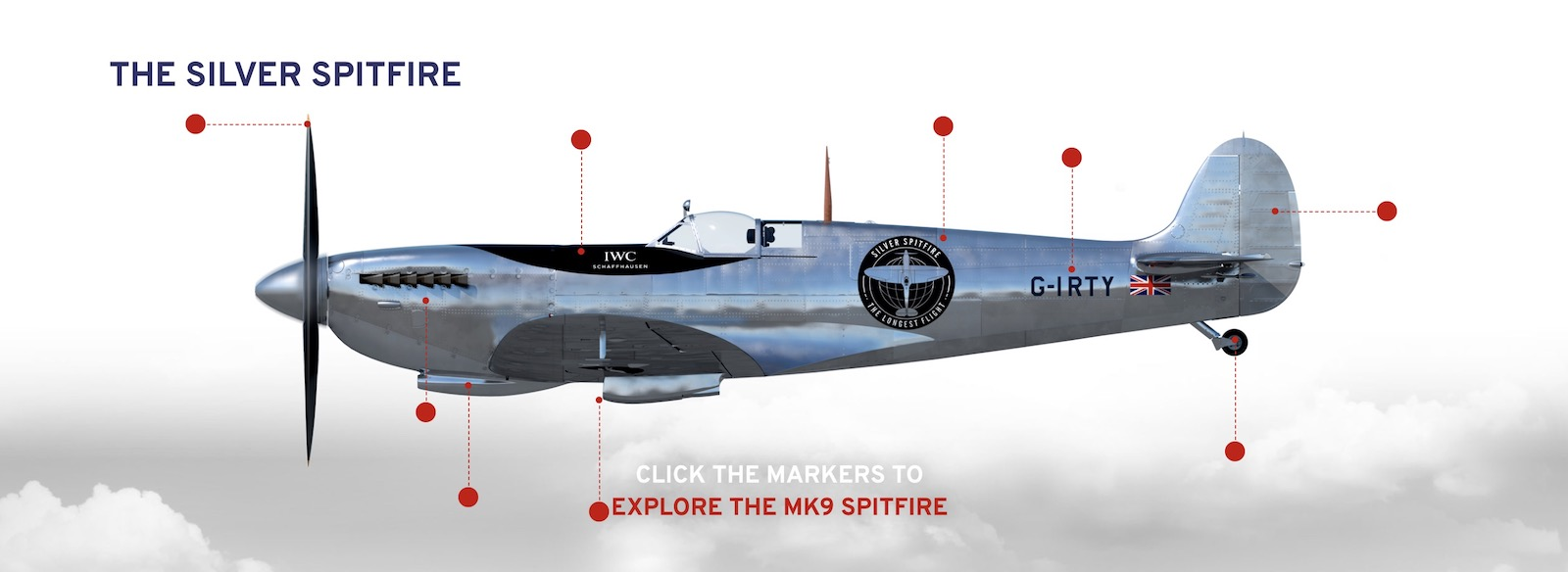 Silver Spitfire - The Longest Flight | Frost Creative Limited
