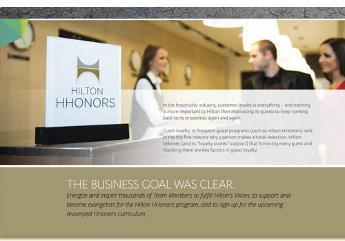 Hilton HHonors | Muse Awards