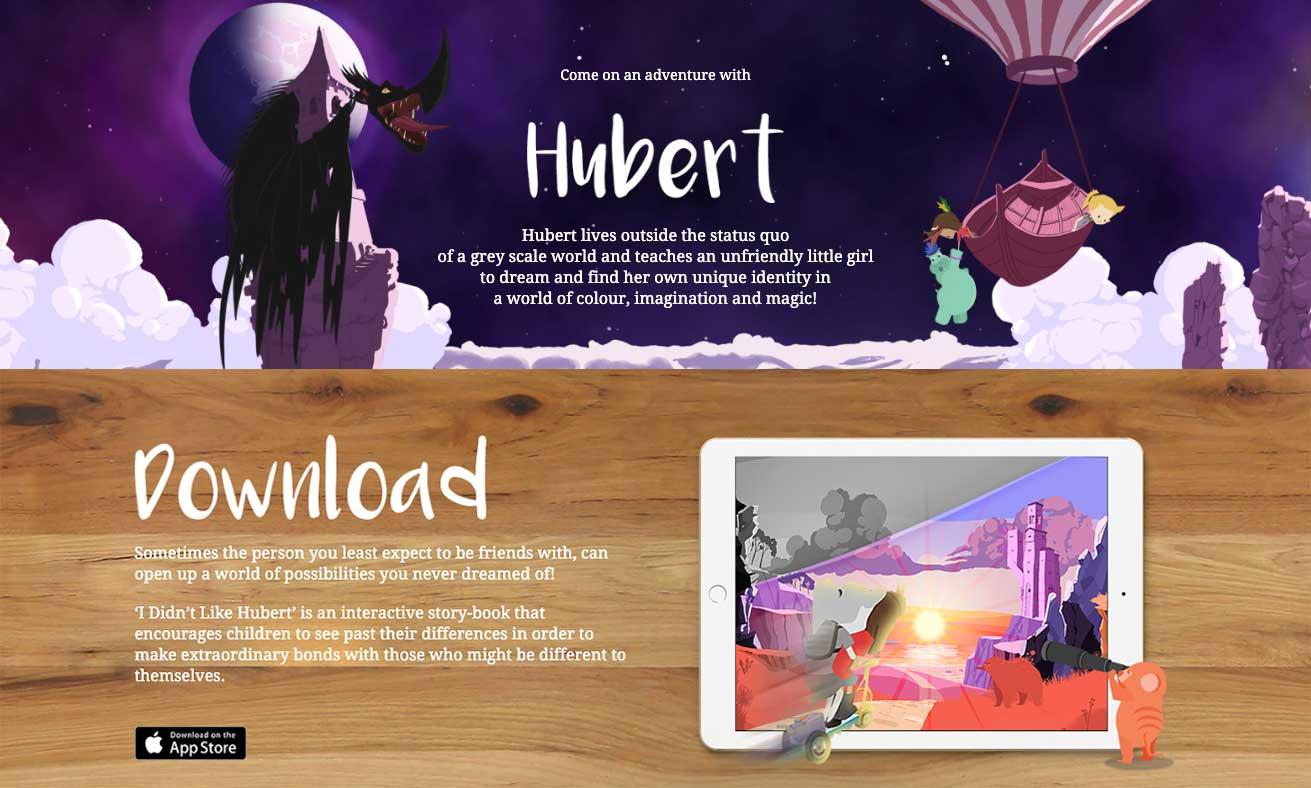 I Didn't Like Hubert | Taste Creative