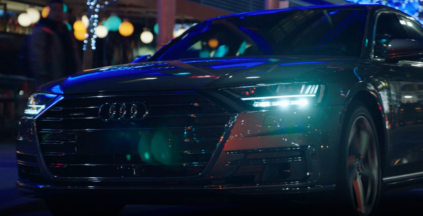 2019 Audi A8 Video Mailer | Latcha+Associates