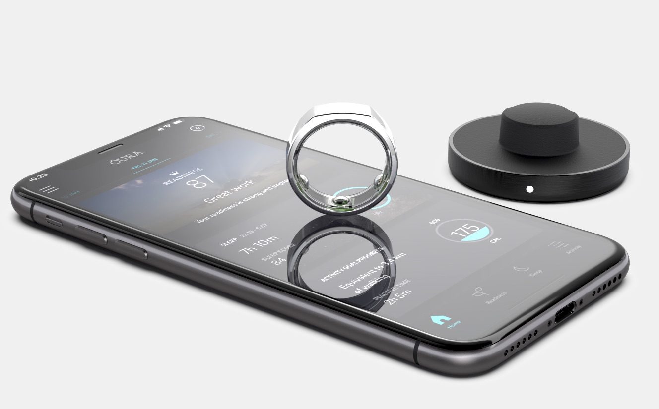 Product Design of The Year 2019 - Oura Ring by Oura Health, Finland