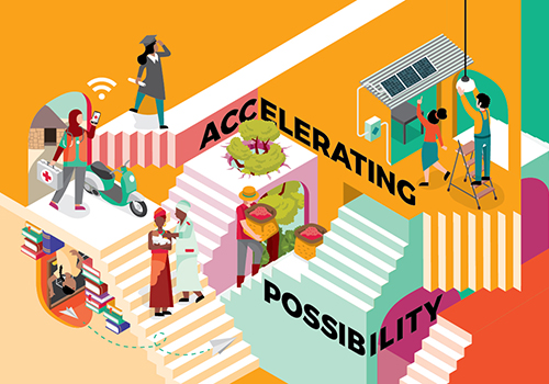 Accelerating Possibility | Skoll Foundation | Muse Awards