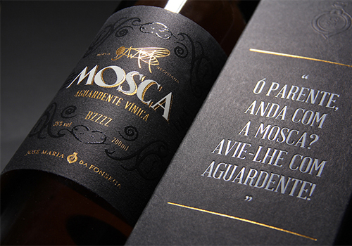 Aguardente Mosca | Omdesign | Muse Awards