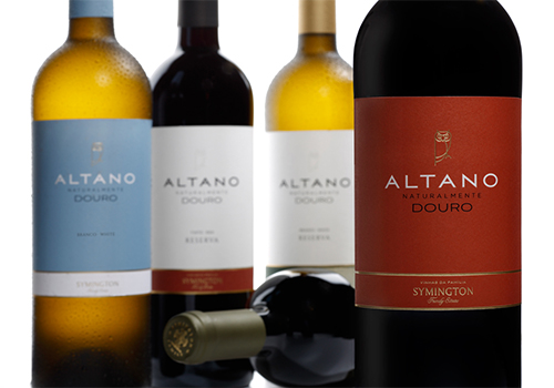 Altano wines | Omdesign | Muse Awards