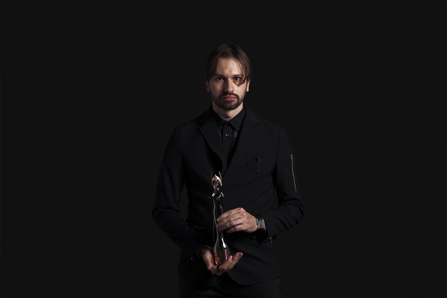 Dario Calonaci | Muse Awards Winner
