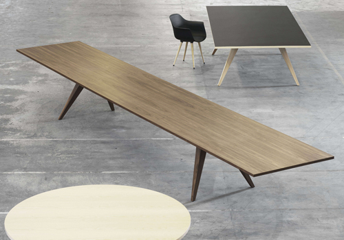 PONTO table-system | GRUMDESIGN Troels Grum-Schwensen | Muse Awards