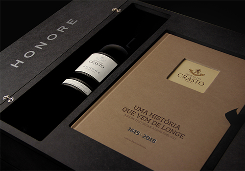 Quinta do Crasto book | Omdesign | Muse Awards