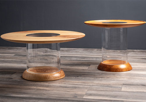 T.Series | GLAS.HOLZ design | Muse Awards