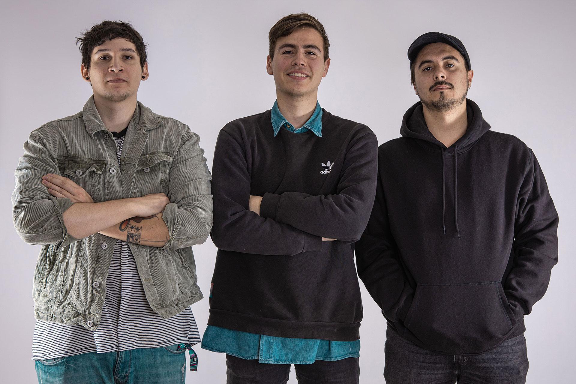 Alberto Gormaz | Jorge Saint-Jean | Nicolas Mardones | Muse Awards Winner