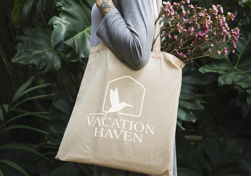 Vacation Haven Logo Design | Ragsdale Design Group | Muse Awards