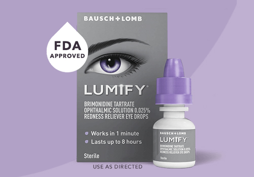 LUMIFY(r) Redness Reliever Drops | Helen & Gertrude | Muse Awards
