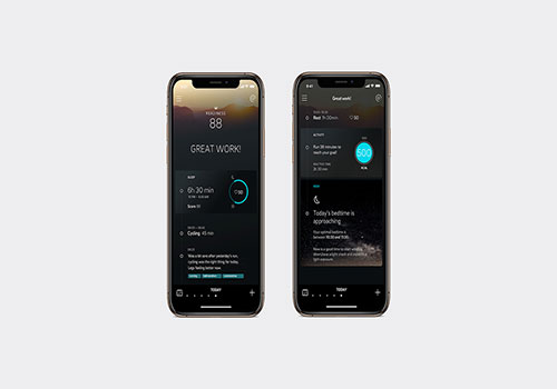 Oura App (OURA) | Oura Health | Muse Awards