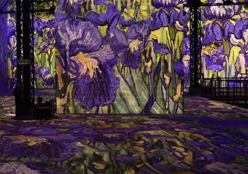 Culture Trip Van Gogh Immersive Digital Exhibition | Culture Trip | Muse Awards