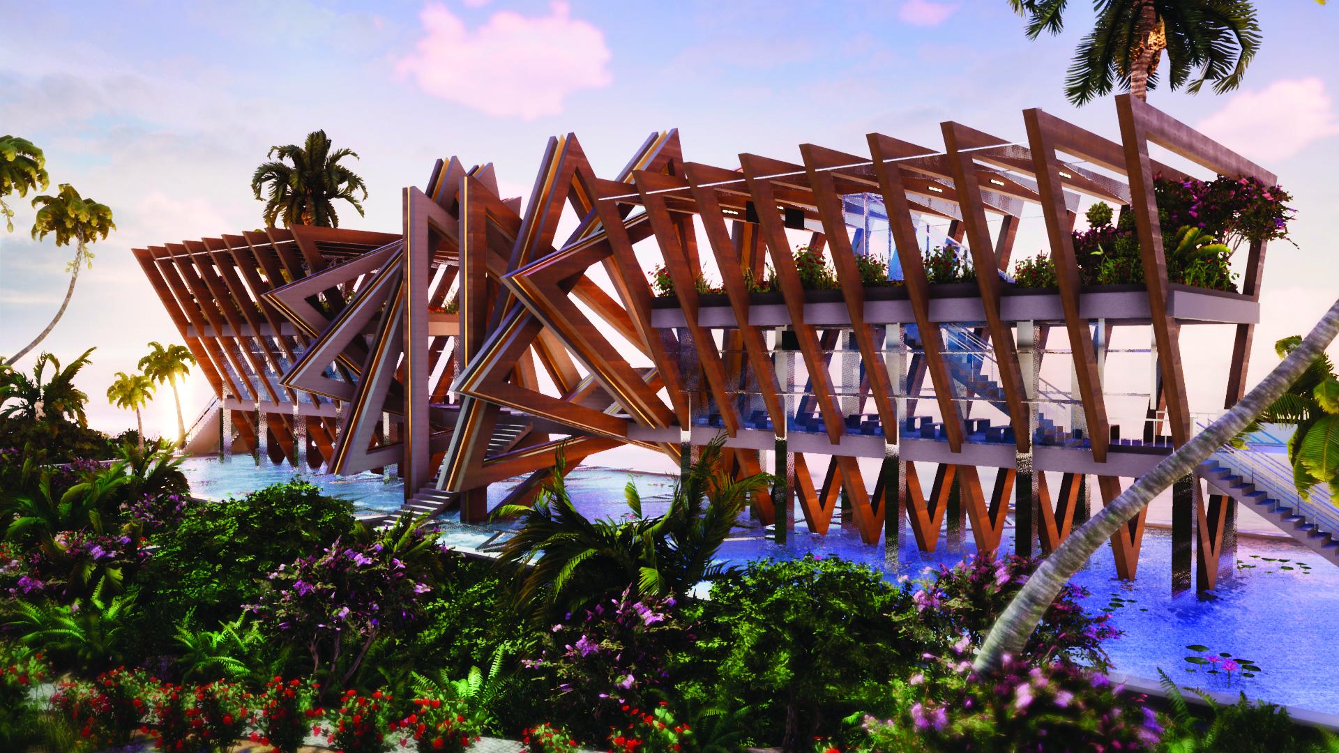 AVISA Bali Chapel | Fal Andreo and design associates | Muse Awards
