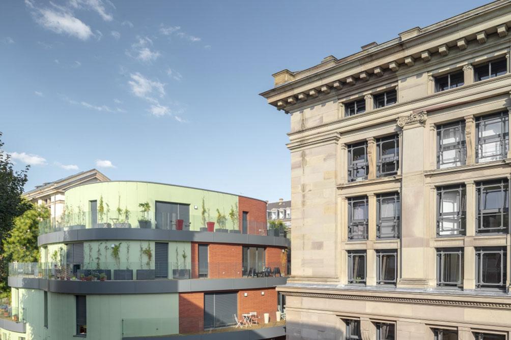 Réhabilitation des anciennes archives départementales | Architectural Design | MUSE Awards