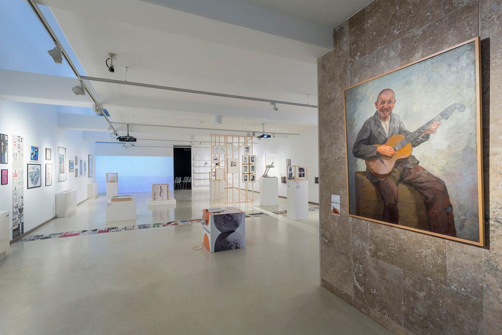 Novi Sad Orpheuses. Új Symposion Exhibition | Tímea Andorka | Zsófia Júlia Szilágyi | MUSE Awards