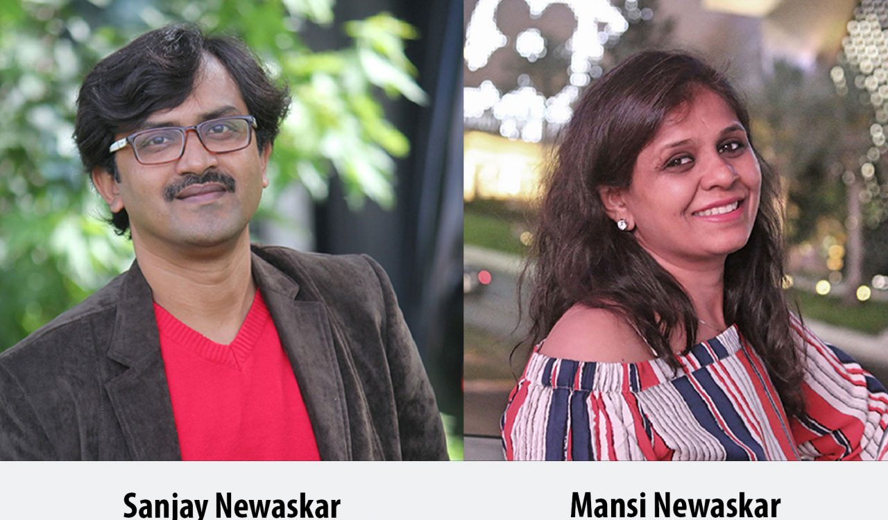 SANJAY NEWASKAR AND MANSI NEWASKAR | Sanjay Newaskar Designs LLP (SNDLLP) | MUSE Awards