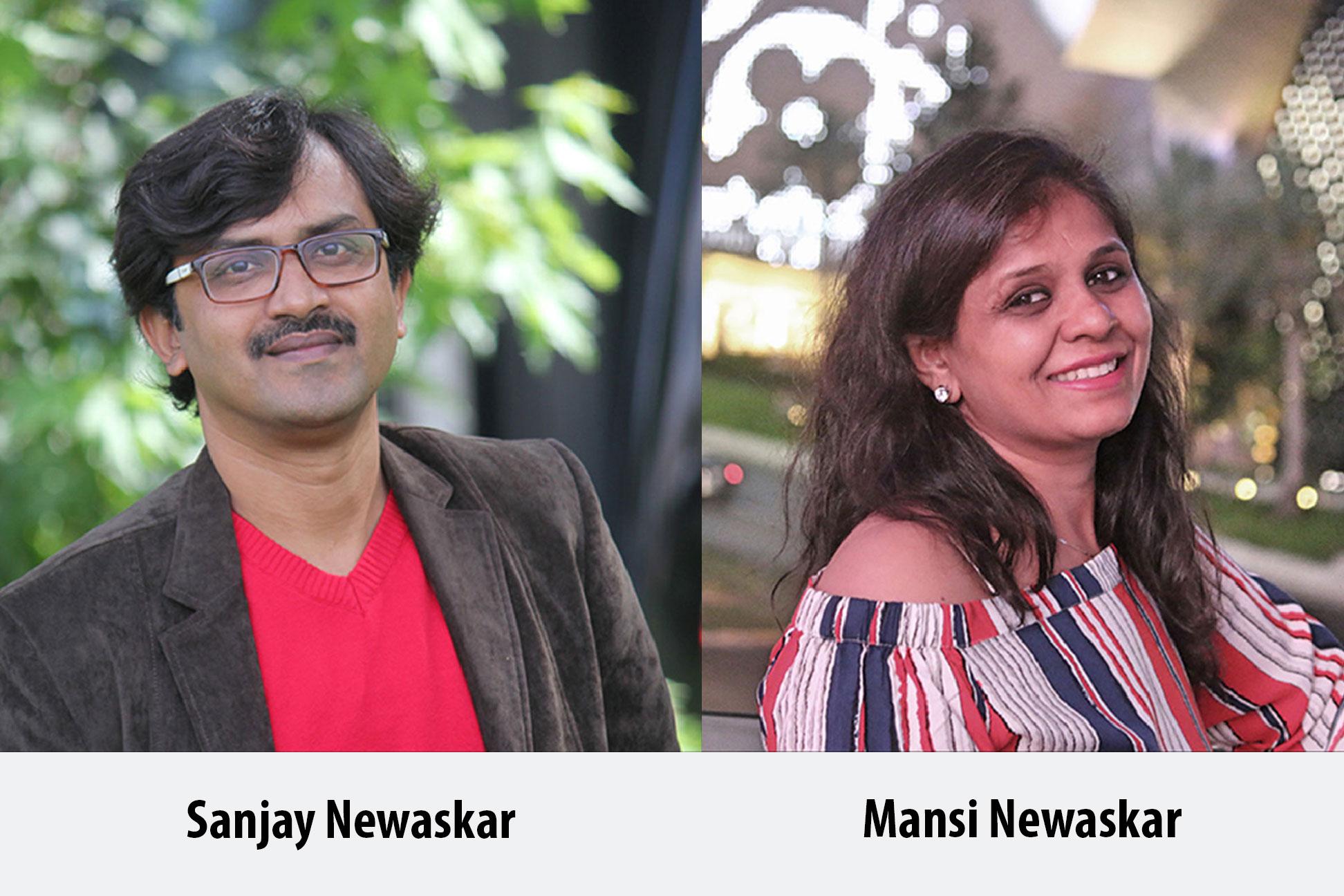 SANJAY NEWASKAR & MANSI NEWASKAR | MUSE Awards Winner