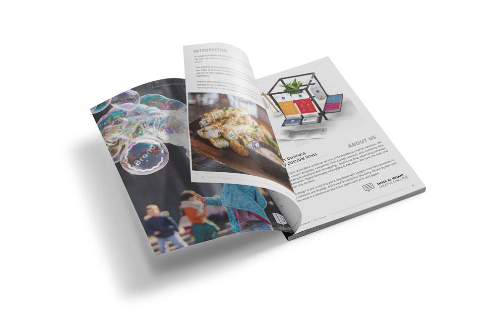 e-Creative Proposal | Gate 10 LLC | VEGA Awards