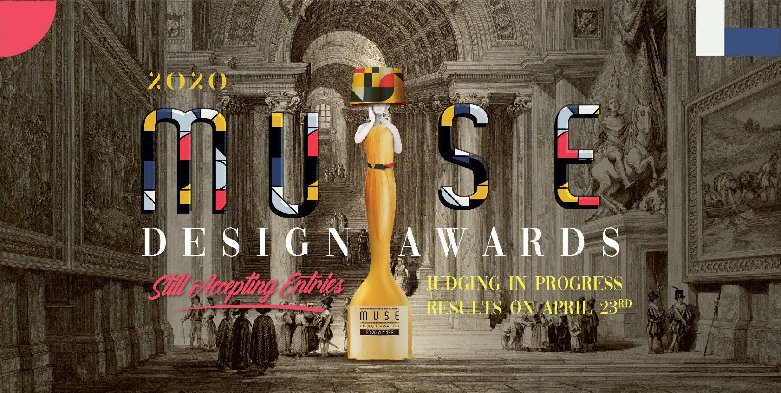 Creativity at Home | MUSE Design Awards