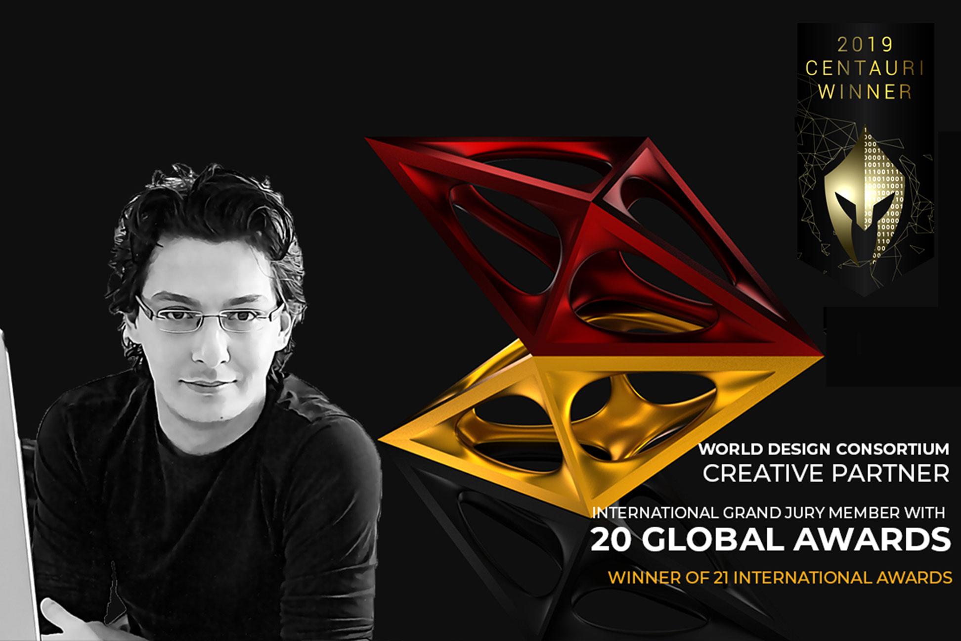 Shadi Al Hroub | Gate 10 LLC | VEGA Awards