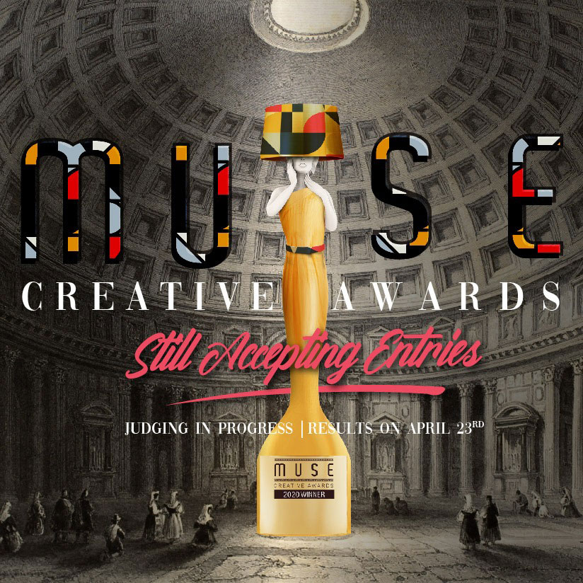 2020 MUSE Creative Awards Season 2 Call for Entries