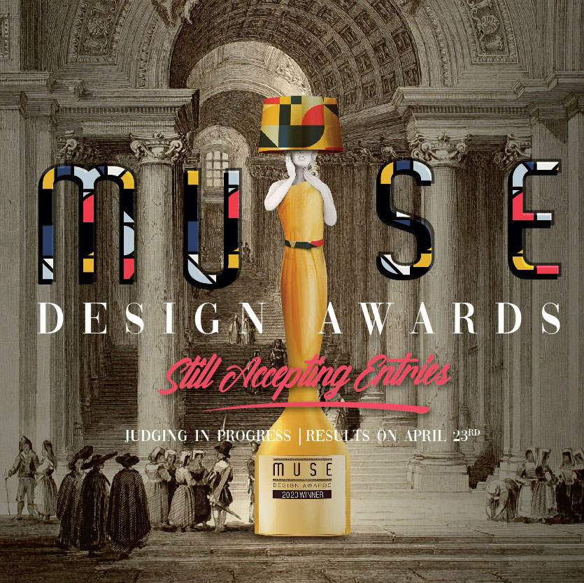 MUSE Design Awards | Season 2 Call for Entries
