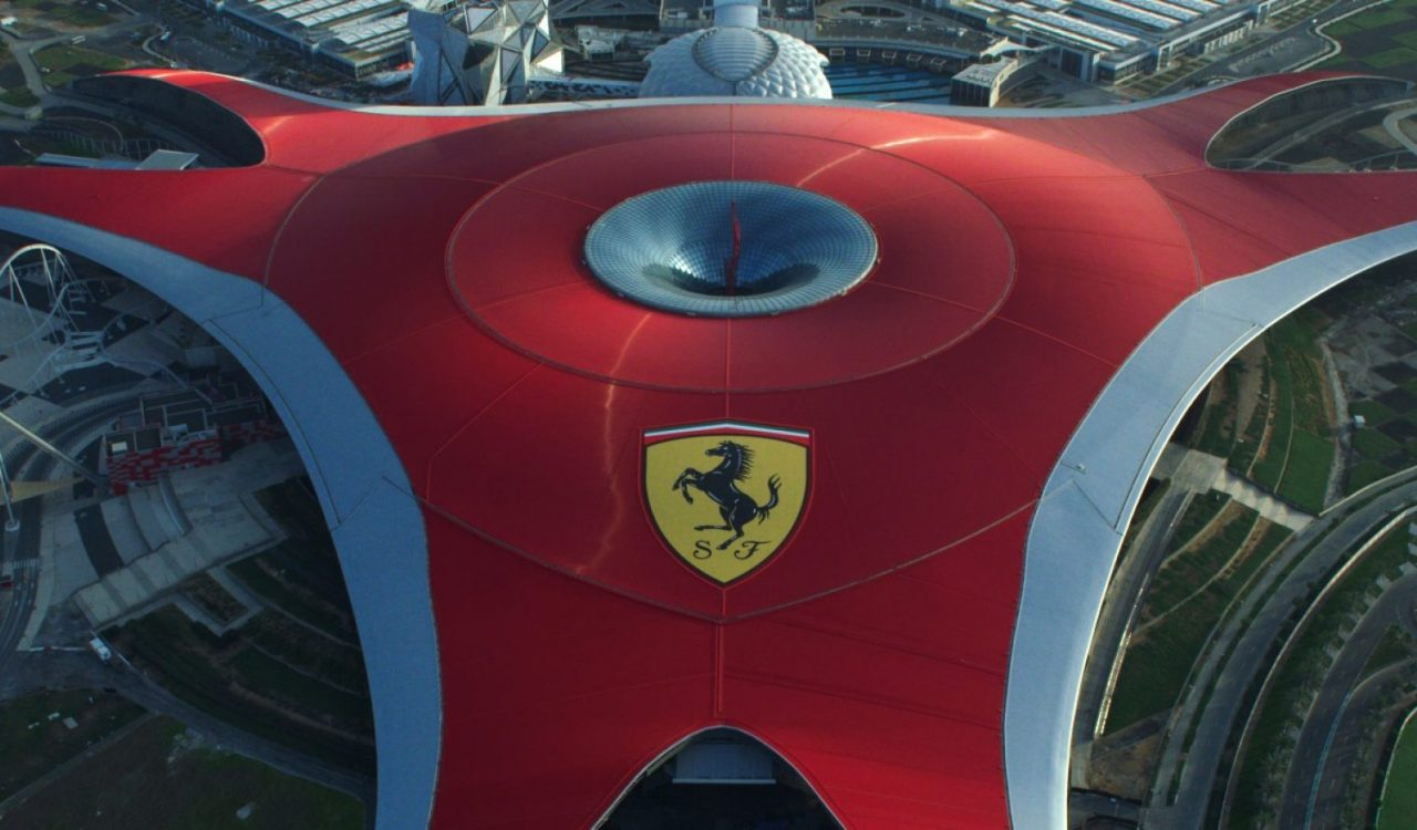 Get that Ferrari Feeling with This Ad Today