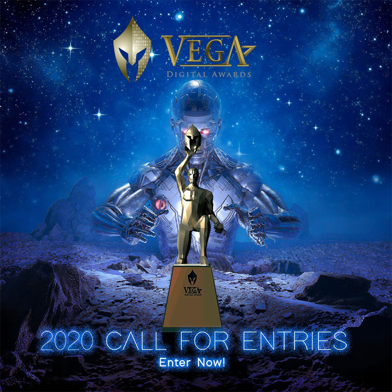 Vega Digital Awards  | 2020 Call for Entries