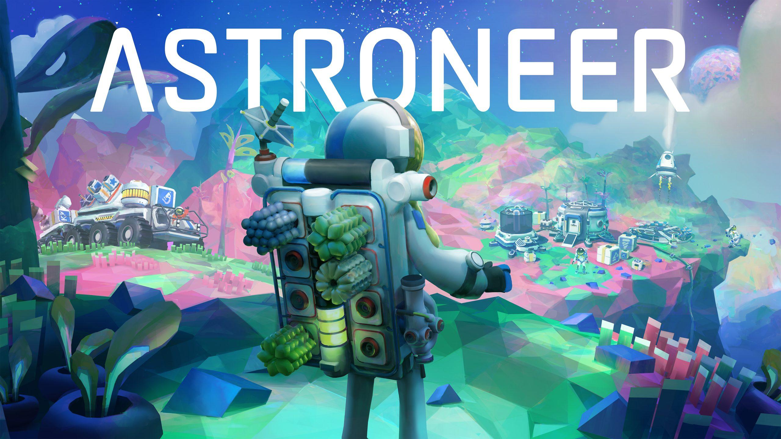 Video Games | Astroneer