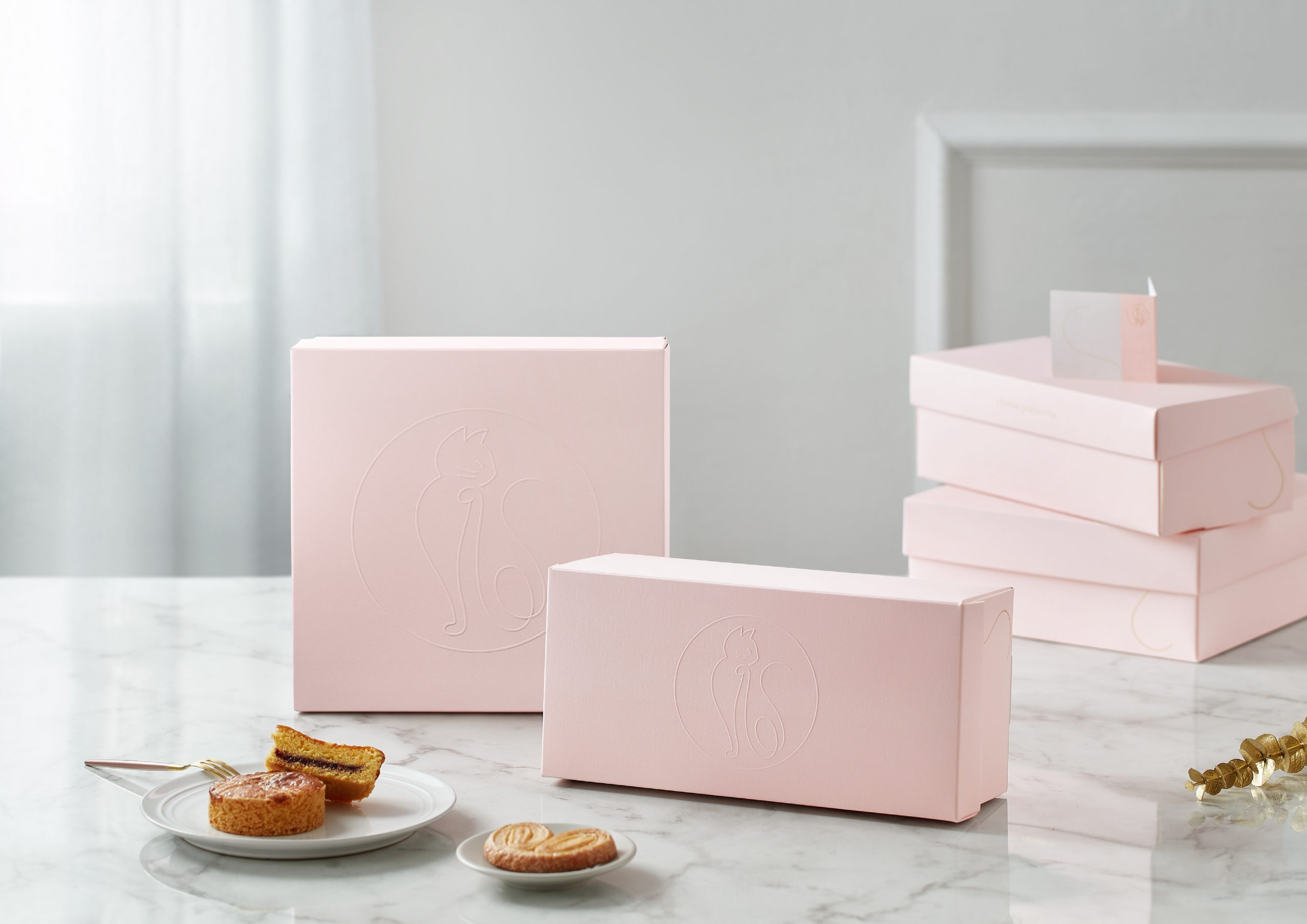 Corporate Identity | Chaton Pâtisserie