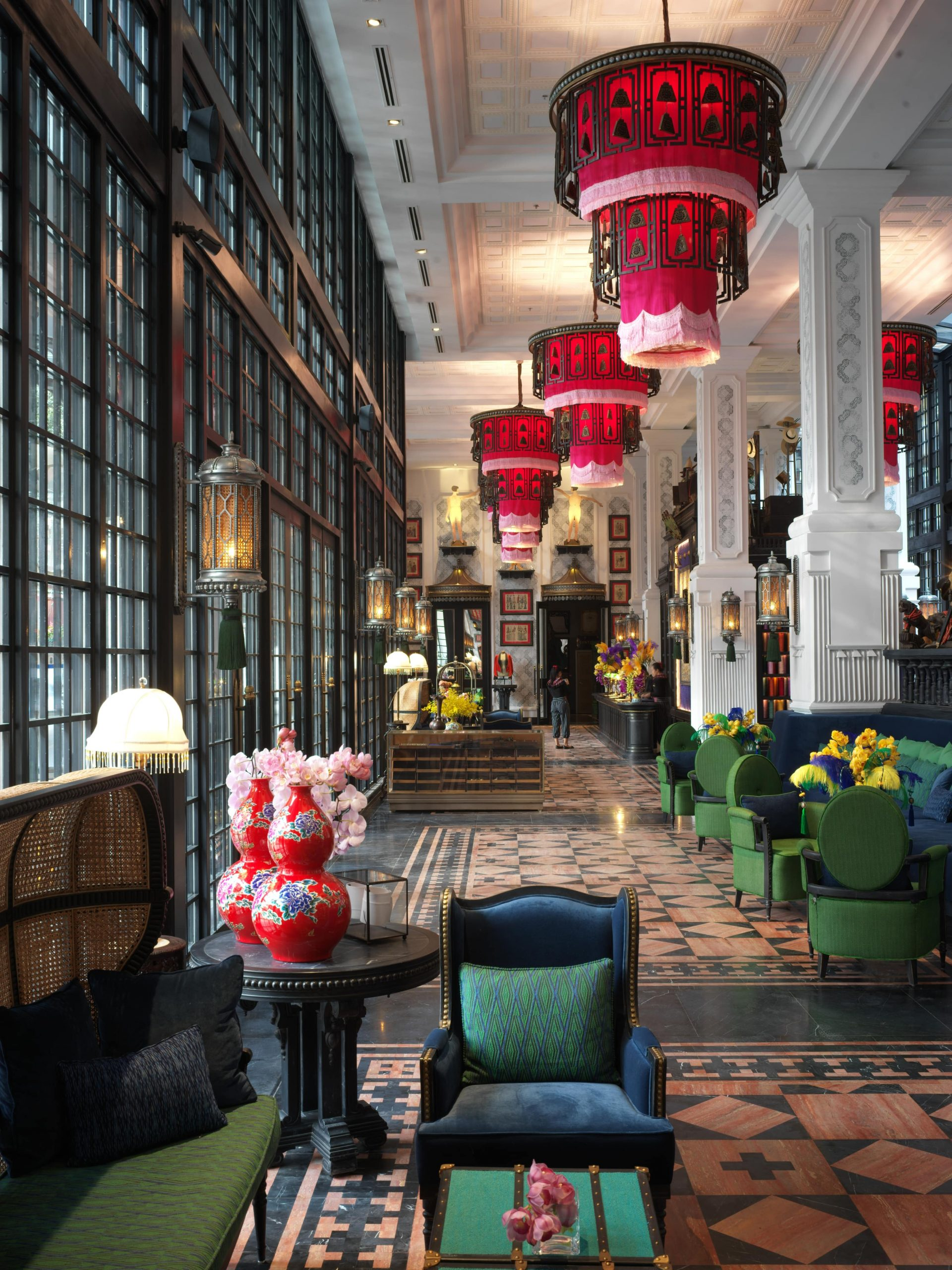 Best Interior Design | Hotel de La Coupole | MUSE Design Awards