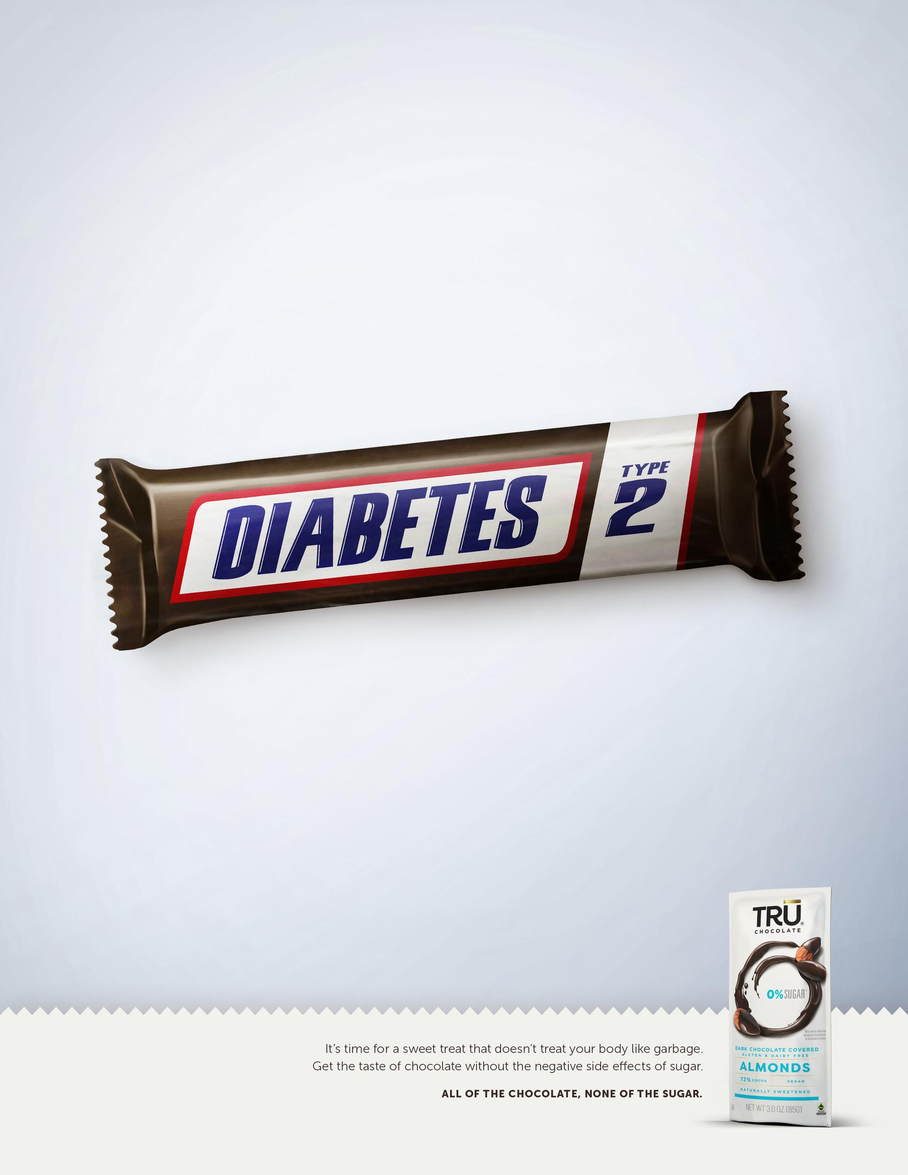 Tru Chocolate | Print Ad