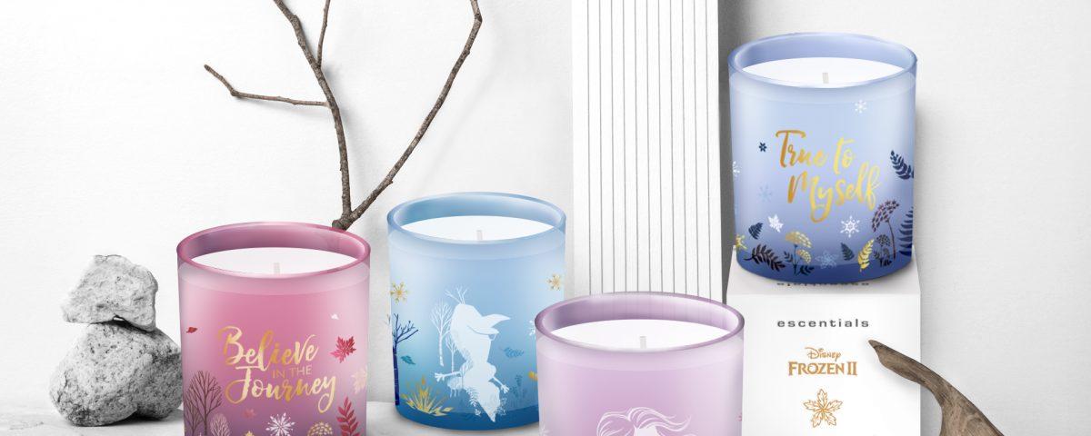 Essentials X Disney Candle | NOKUA Design | MUSE Design Awards