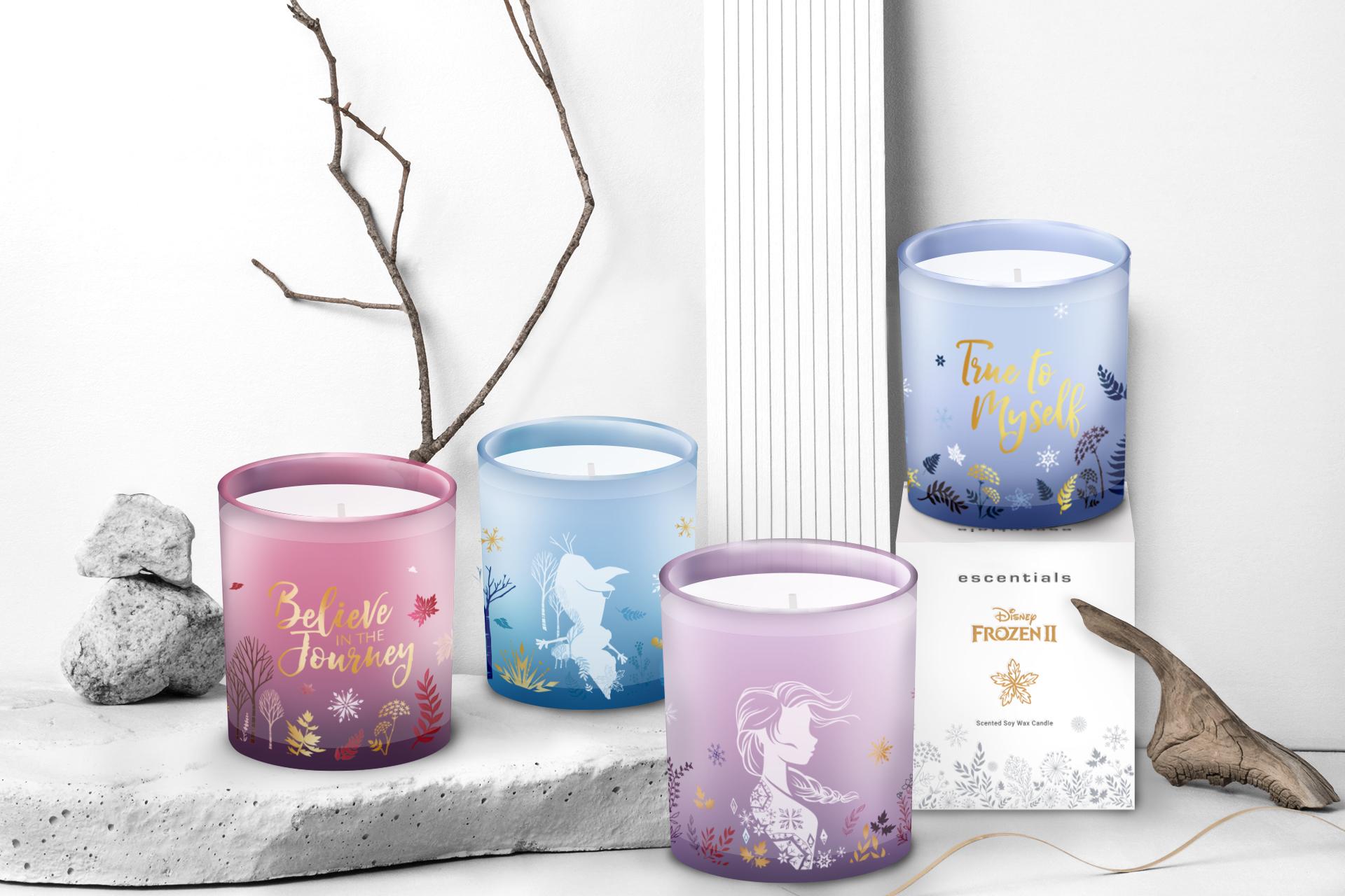 Escentials X Disney Candle | NOKUA Design | MUSE Design Awards