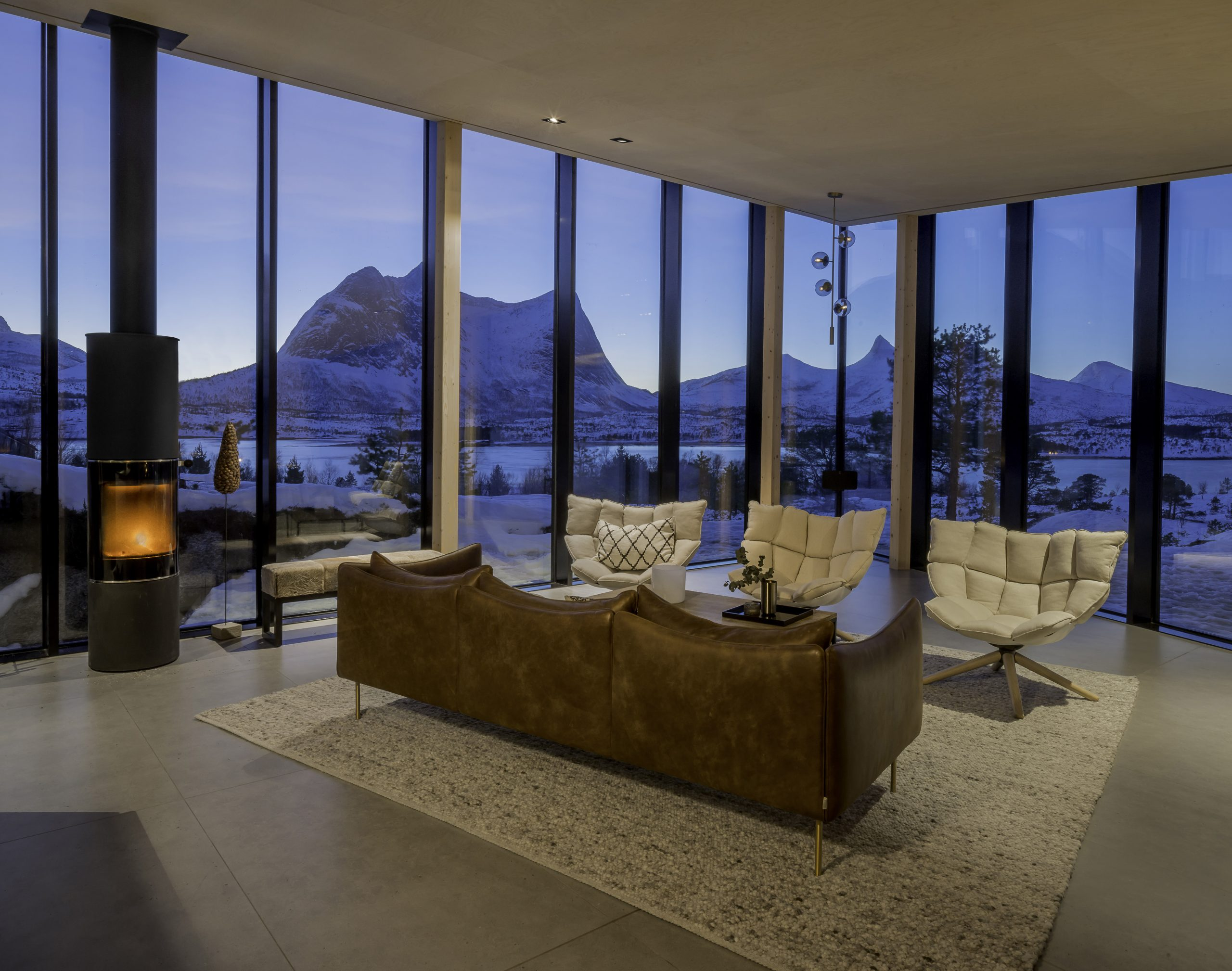 Efjord | Best Architectural Designs |  MUSE Design Awards