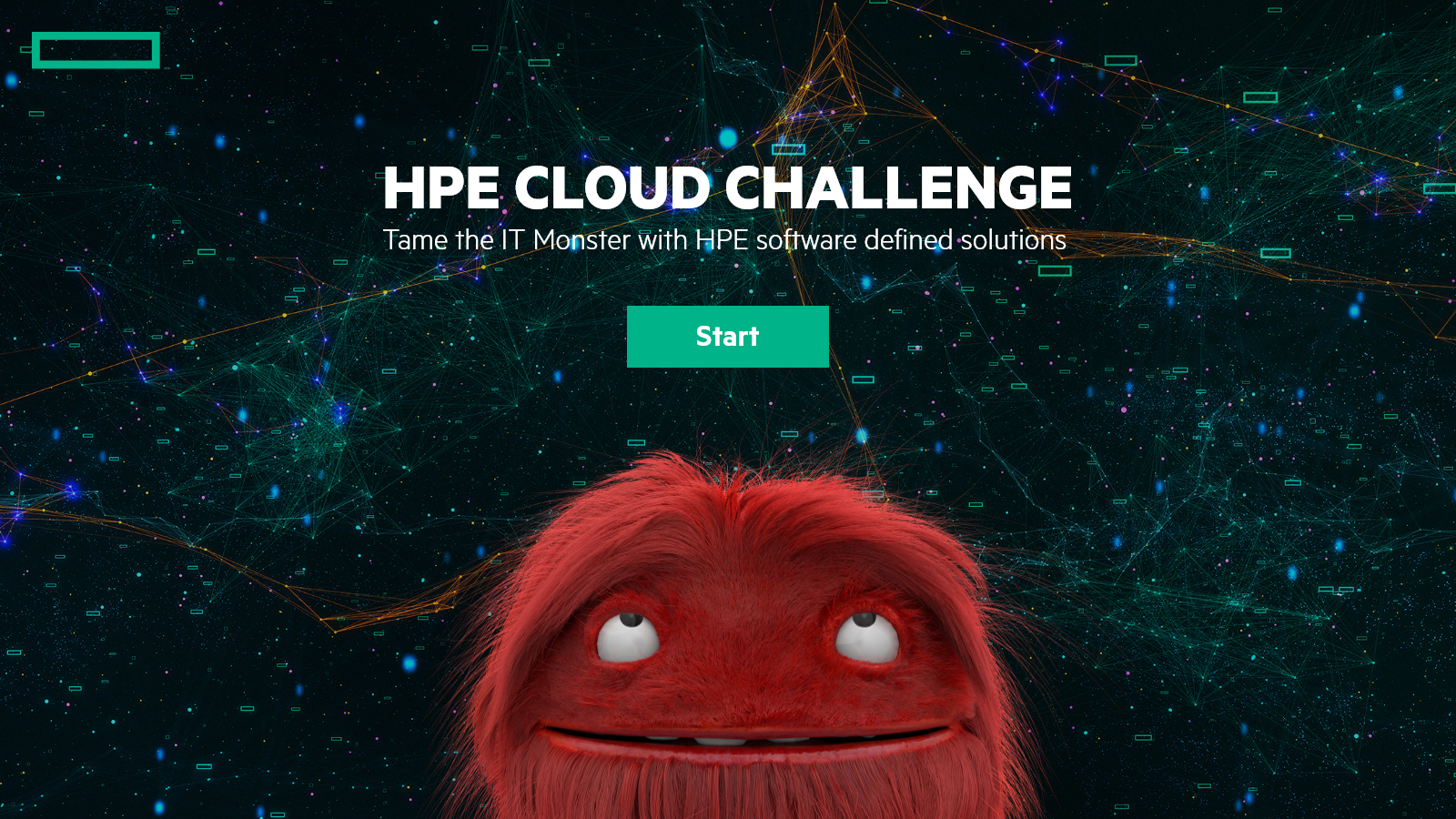 The HPE Challenge Event | NYX Marcom Awards